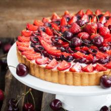 Chef Tjaart's Designer Fruit Tart Recipe