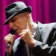 Remembering Leonard Cohen