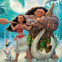 Win 4 Tickets To See Moana!