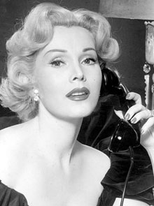 Our Favouite Zsa Zsa Gabor Pics And Quotes