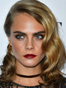 Makeup in your 20s: Cara Delevigne