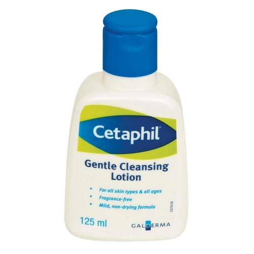 Celeb beauty buys: Cetaphil Gentle Cleansing Lotion