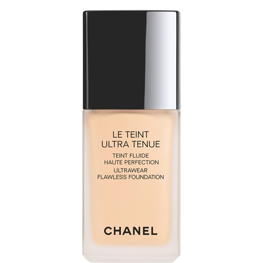 Best makeup products for your 60s: Chanel Le Teint Ultrawear Flawless Foundation