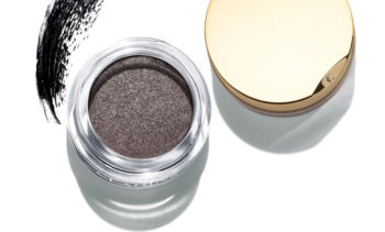 eye makeup Clarins Ombre Matte Cream-To-Powder Matte Eyeshadow in Sparkle Grey