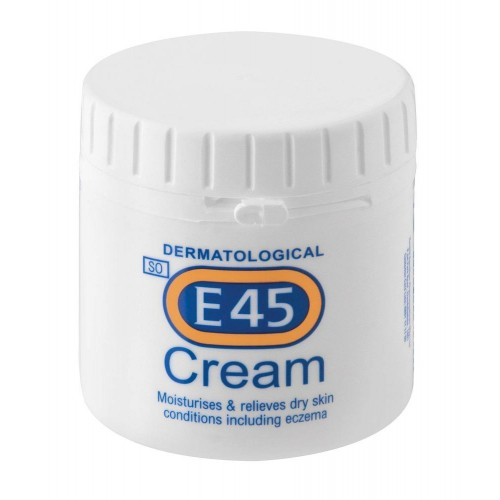 Celeb beauty buys: E45 CREAM
