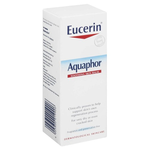 Celeb beauty buys: Eucerin Aquaphor