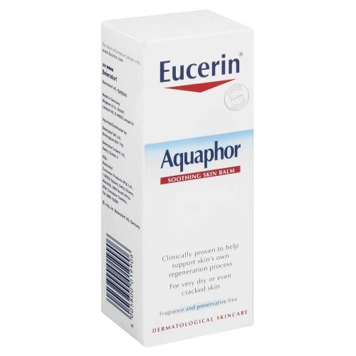 Celeb beauty buys: Eucerin Aquaphor