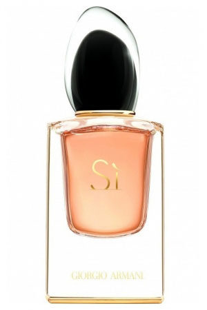 Best perfumes: Giorgio Armani Sì Le Parfum