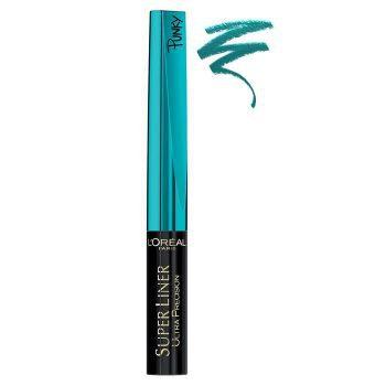 eye makeup L'Oréal Paris Super Liner Ultra Precision Liquid Eye Liner Punky
