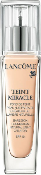 Best makeup products for your 40s: Lancôme Teint Miracle Foundation