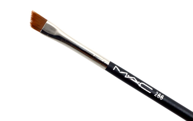 Best makeup products for your 40s: MAC Angle Brush number 266,