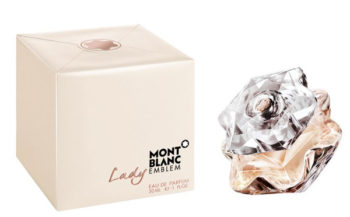 Best Perfumes: Mont Blanc Lady Emblem
