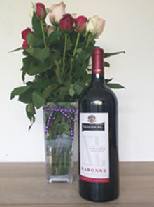 Win A Limited Edition Bottle Of Nederburg's Baronne 2013 Vintage