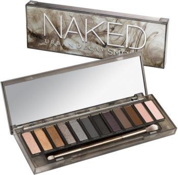 eye makeup Urban Decay Nakedeye makeup Smoky Eyeshadow Palette