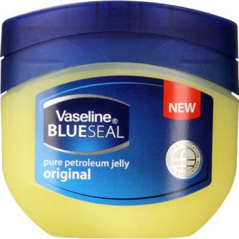 Celeb beauty buys: Vaseline Blueseal Pure Petroleum Jelly Original