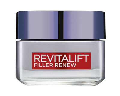 budget beauty buys L'Oréal Revitalift Filler Renew Replumping Day Care, R284,95 for 50ml