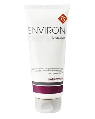 great skincare products Environ B-Active Sebuwash Cleanser, R160 for 100ml