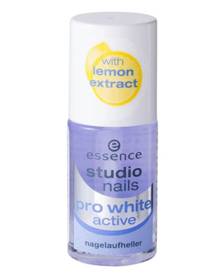 hand and nail care Essence Studio Nails Pro White Active, R39,95