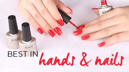 Best beauty products: hands and nails