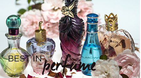 Best beauty products: perfume