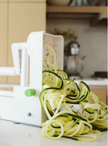 Why You Should Own A Vegetable Spiralizer