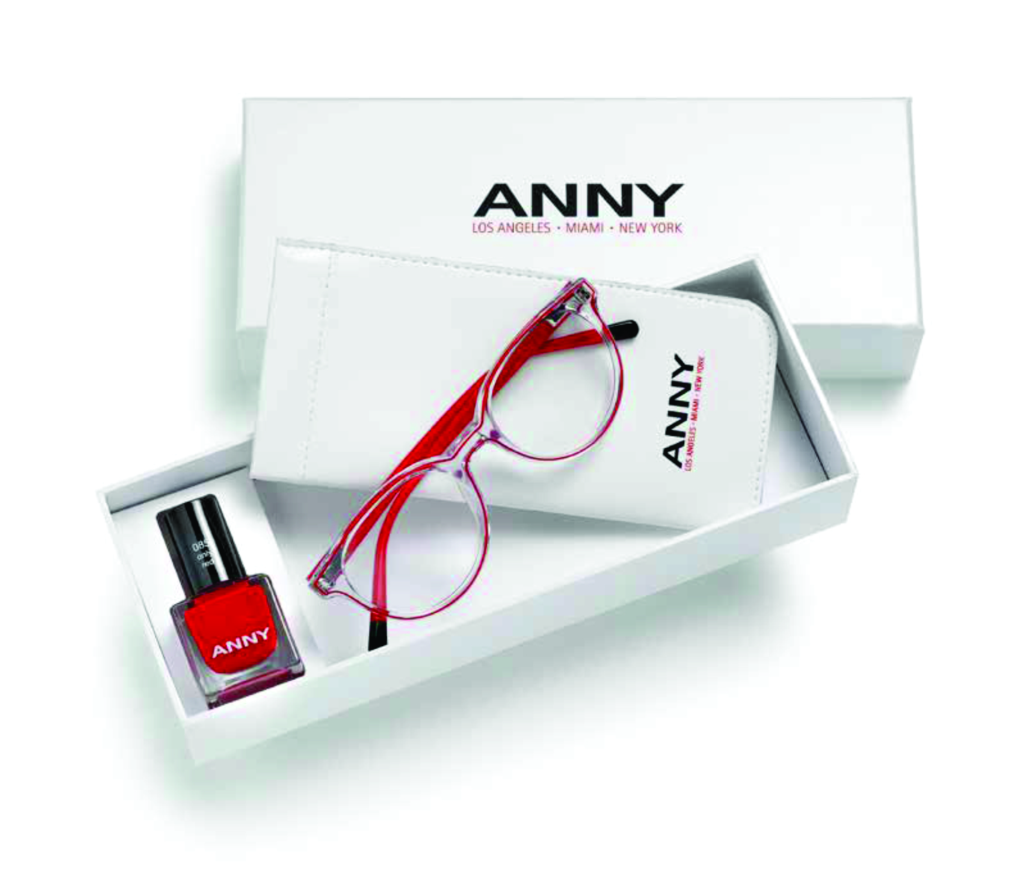 Win A Set Of ANNY Frames And matching Nail Polish, Worth R2 000!
