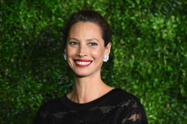 Celebrity anti ageing: Christy Turlington