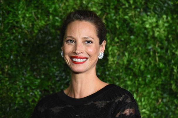 Celebrity anti ageing: Christy Turlington