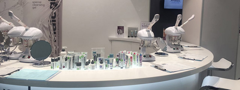 Express beauty: Dermalogica Concept Store