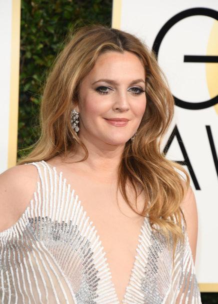 Celebrity anti ageing: Drew Barrymore