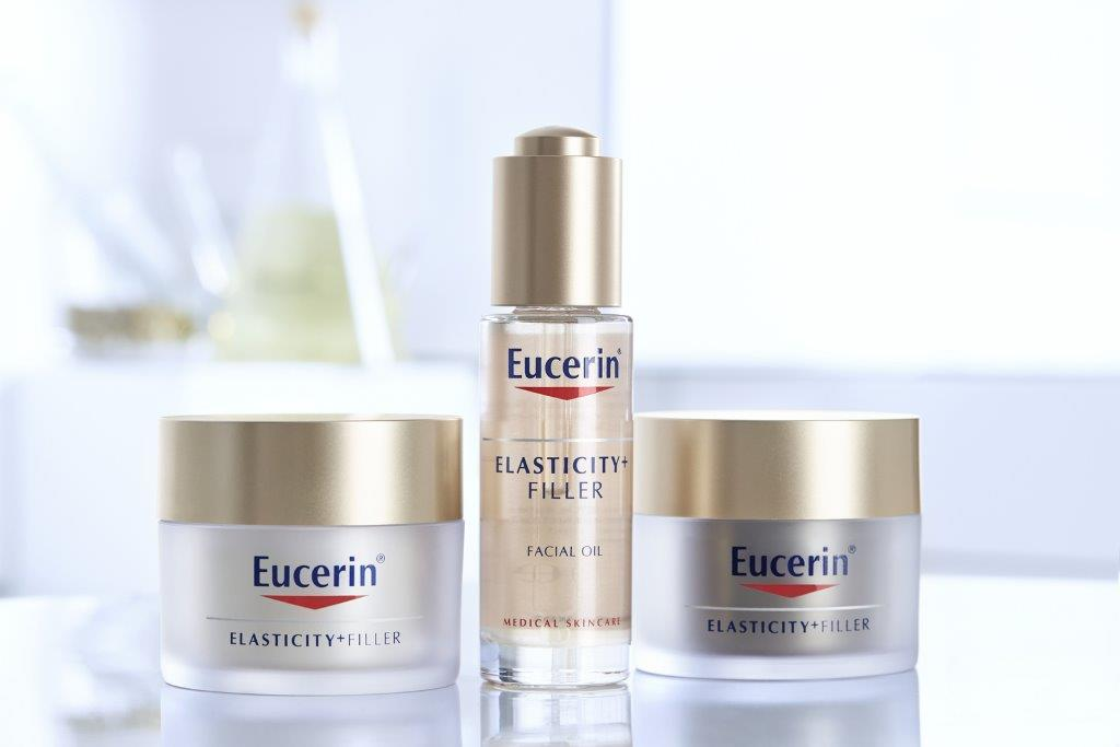 Win One Of Two Eucerin Elasticity + Filler Hampers, Worth R1 100 each!