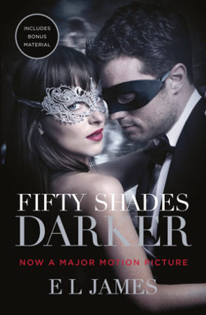 book to film adaptations - Fifty Shades Darker by E.L James