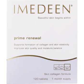 Celebrity anti ageing: Imedeen Skin Collagen Formula 120 Tablets