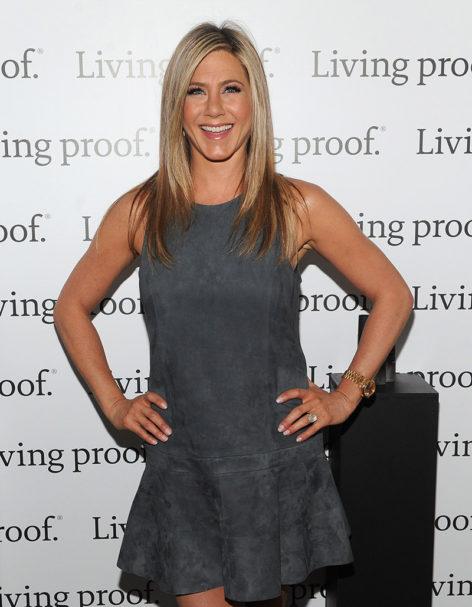 Celebrity anti ageing: Jennifer Aniston