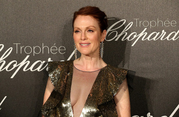Celebrity anti ageing: Julianne Moore