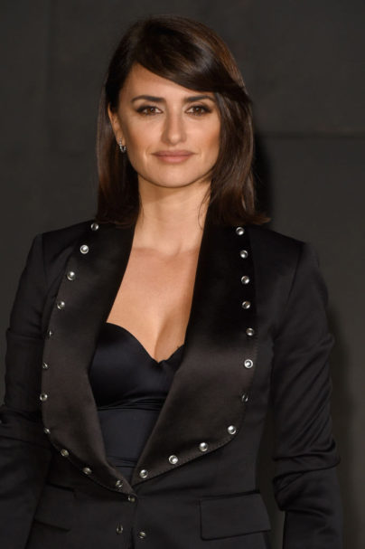 Celebrity anti ageing: Penelope Cruz