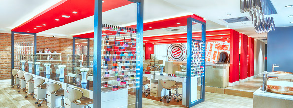 Express beauty: Soho