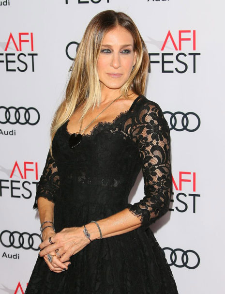 Celebrity anti ageing: Sarah Jessica Parker