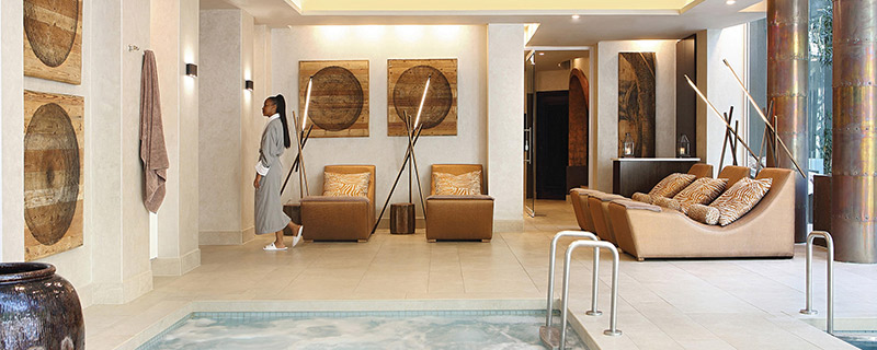 Express beauty: Saxon Spa