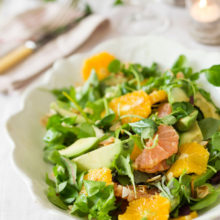 Avocado And Citrus Salad Recipe