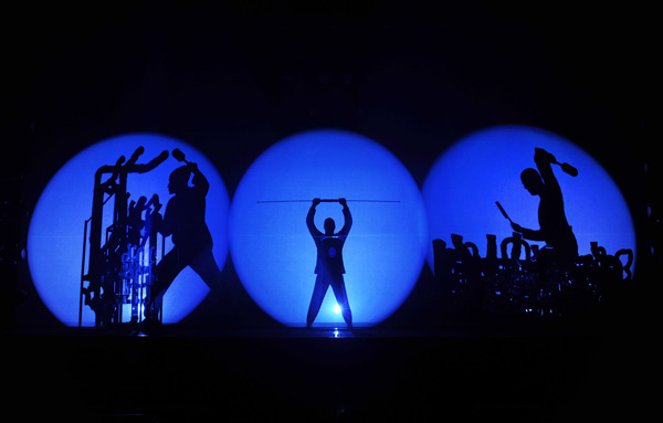 shows Blueman Group