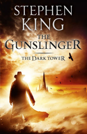 book to film adaptations - The Dark Tower:The Gunslinger by Stephen King