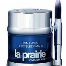Win A La Prairie Skin Caviar Luxe Sleep Mask, Valued at R4 900!