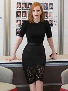Win One Of 50 Tickets To A Pre-Screening Of Miss Sloane