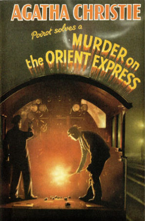 book to film adaptations - Murder on the Orient Express by Agatha Christie