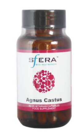 sfera agnus castus, natural remedy to treat hot flushes