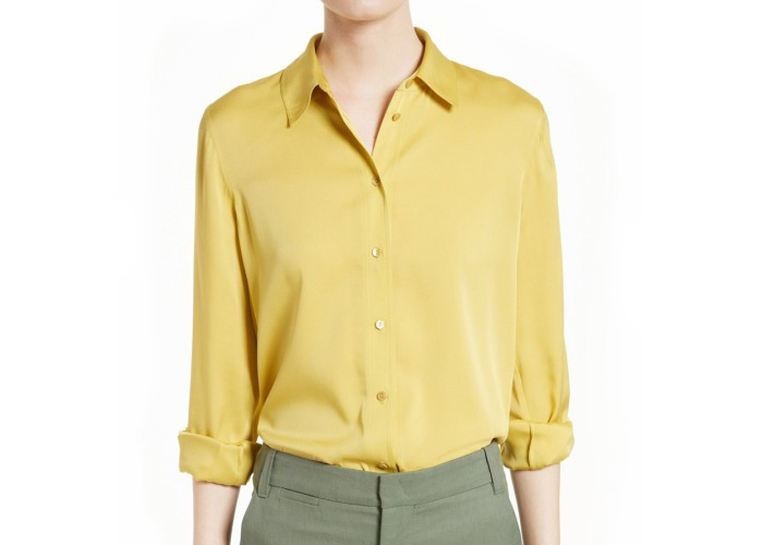 The Best Silk Blouses and Shirts To Buy
