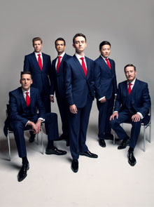 Win Tickets To See The King's Singers