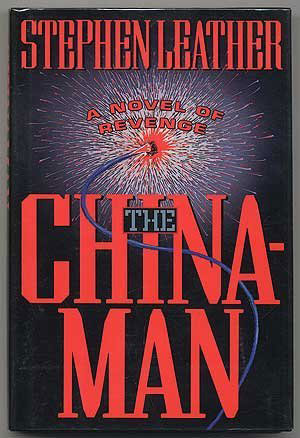 book to film adaptations - The Chinaman by Stephen Leather