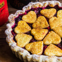 Berry Blush Pie Recipe